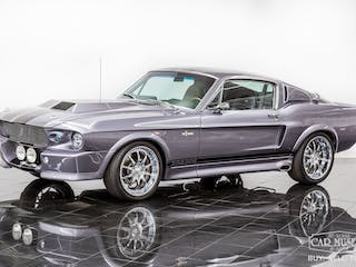 1968 Ford Mustang Shelby GT500E Tribute