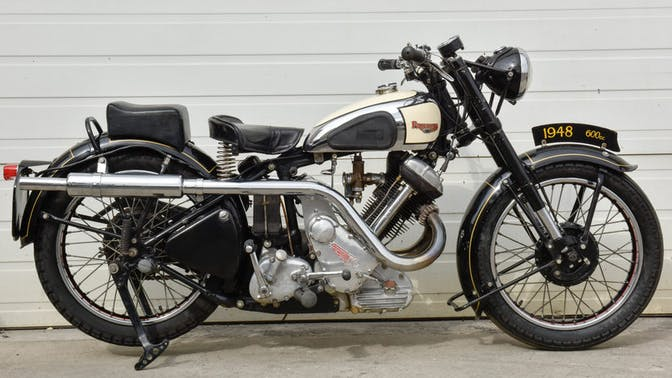 1948 Panther 600