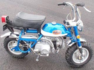 1971 Honda Z50A Mini Trail