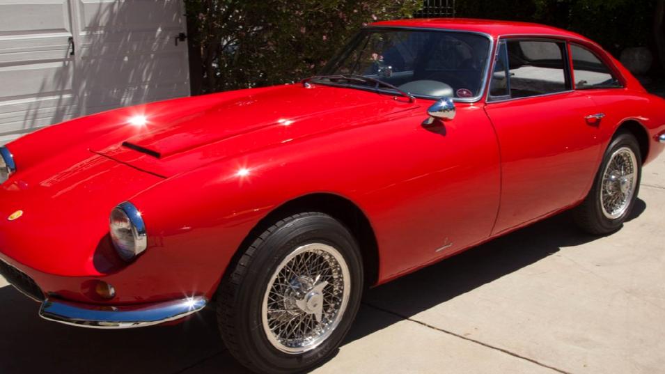 1963 Apollo 500 GT Coupe