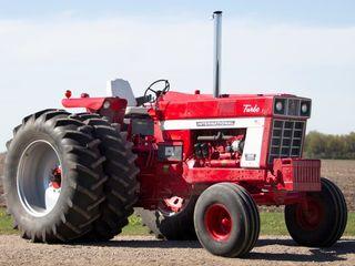 1975 International 1566 Turbo