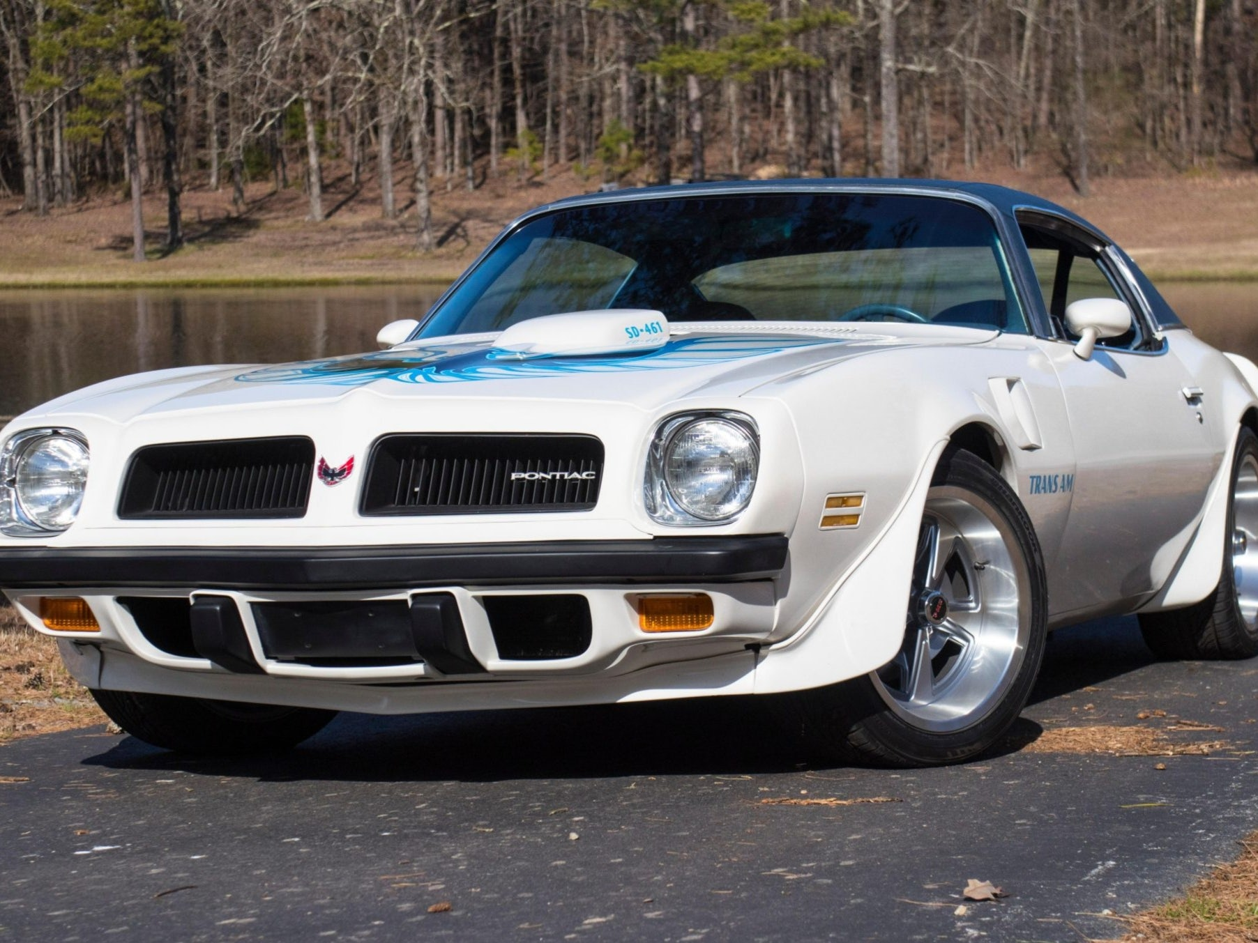 1974 Pontiac Firebird Trans Am Super Duty 461Ci