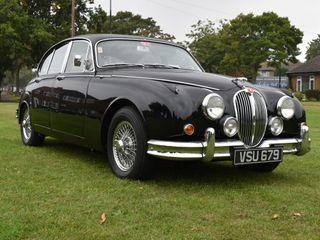 1961 Jaguar MK II 3.4 Mod