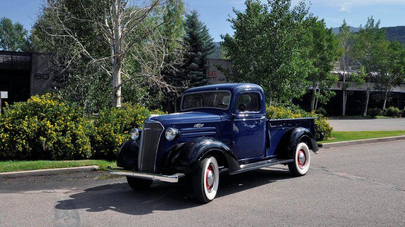 1937 Chevrolet Step Side Pickup