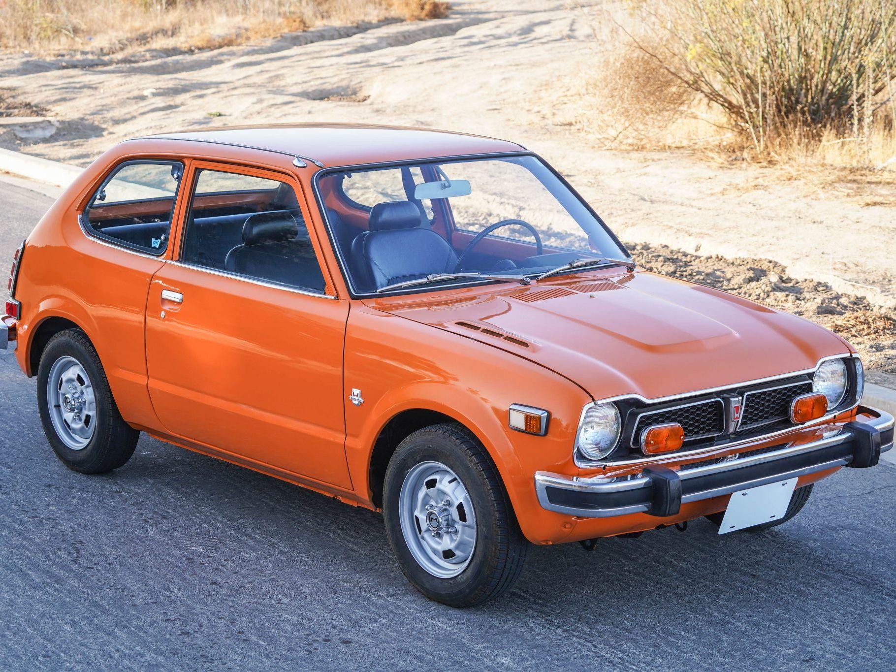 1974 Honda Civic - 1st Gen Market - CLASSIC.COM