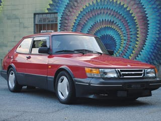 1990 Saab Turbo 900 Spg 5-Speed
