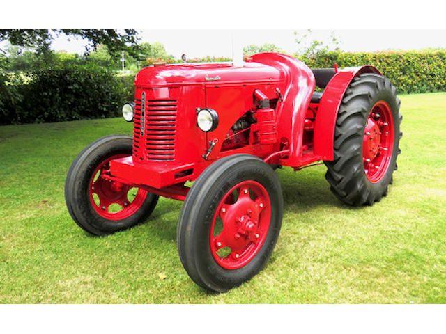 1949 David Brown VAK1 Cropmaster Tractor