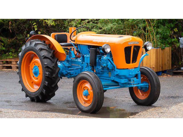 1961 Lamborghini Dla 35 Tractor