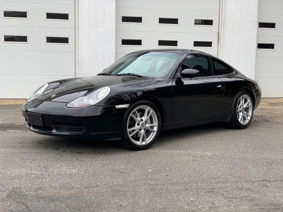 """1999 Porsche Carrera 4 """"No Reserve"""""""