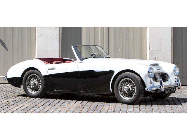 1957 Austin-Healey 100/6 Convertible