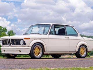 1967 BMW 1602 Coupe