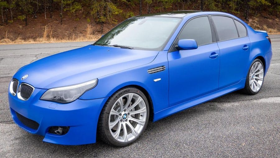 2007 BMW 525i Sedan