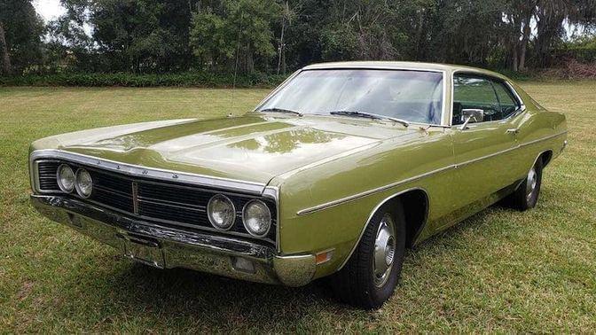 1970 Ford Galaxie