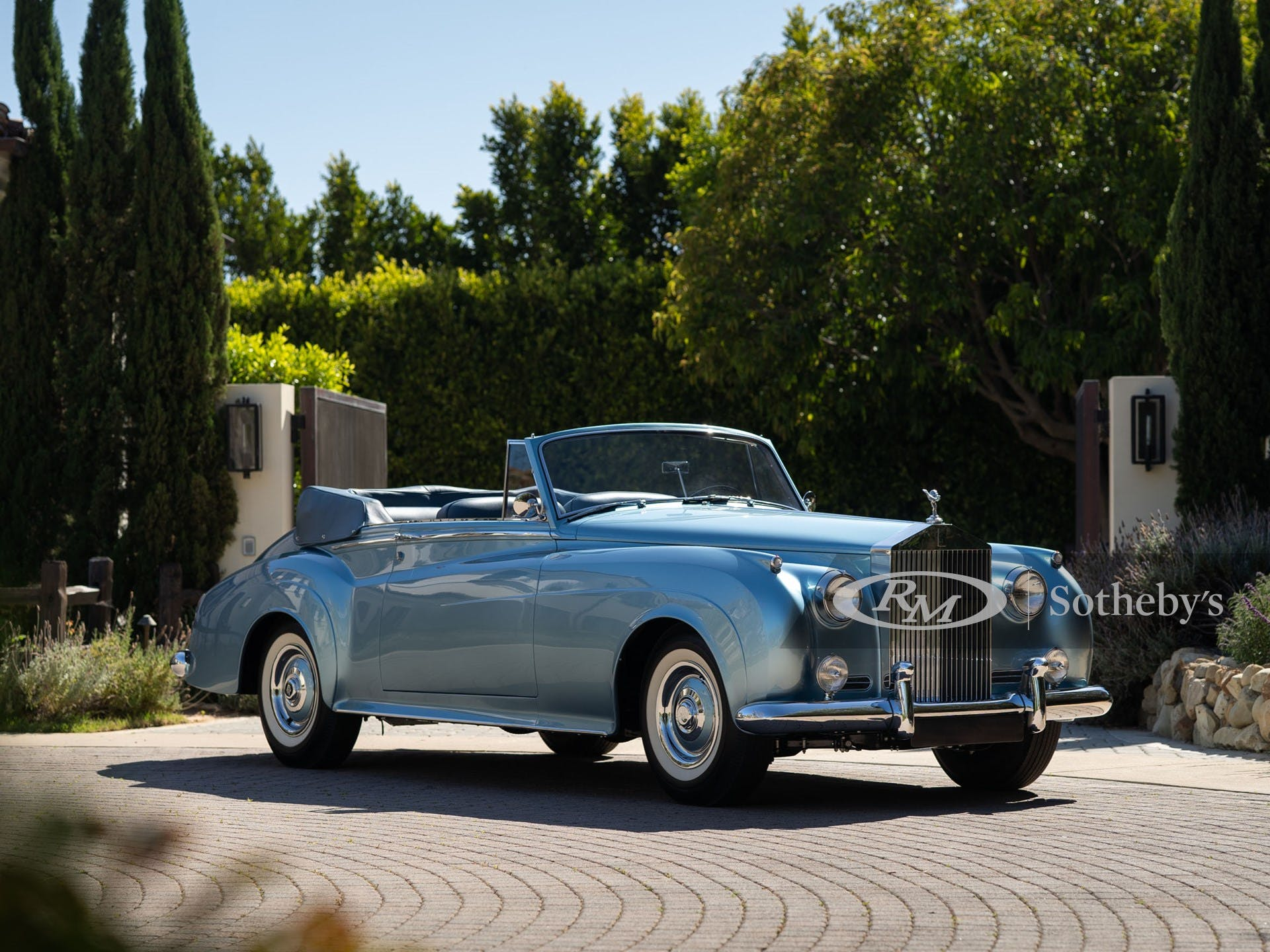 1959 Rolls-Royce Silver Cloud I Drophead Coupe Adaptation by h.j. Mulliner