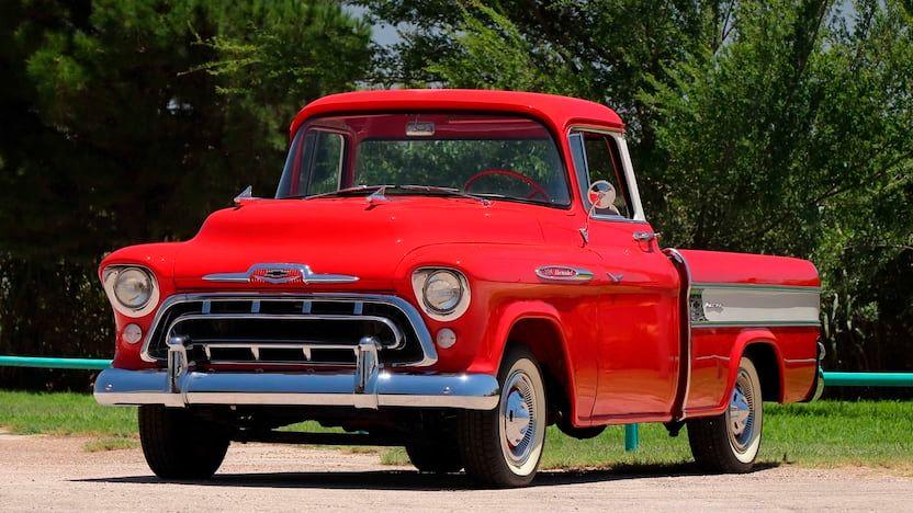 1957 Chevrolet Cameo Pickup