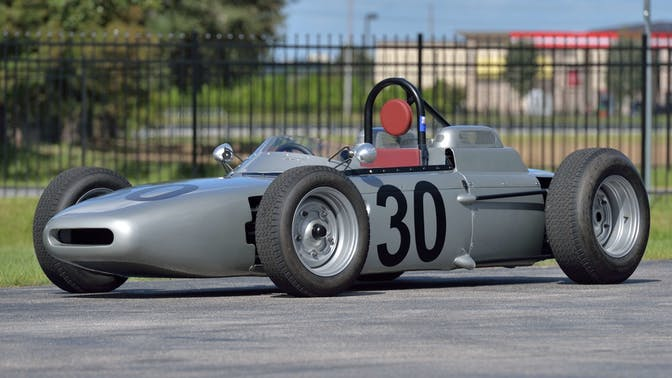 1962 Porsche 804 Replica