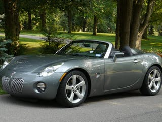 2007 Pontiac Solstice Mallett V8 5-Speed