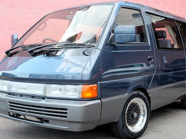1992 Nissan Vanette Largo