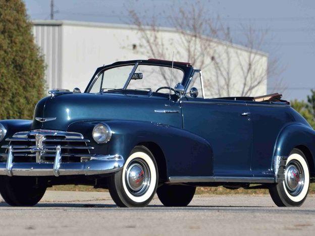 1948 Chevrolet Fleetmaster Convertible