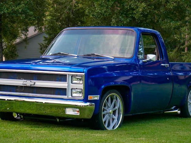 1984 Chevrolet C10 Pickup