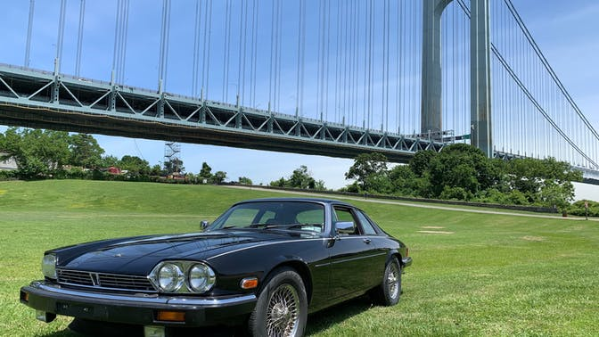 1985 Jaguar XJS He V12 Coupe