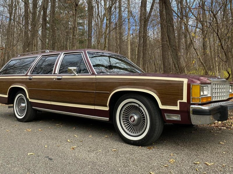 1987 Ford Ltd Crown Victoria Country Squire