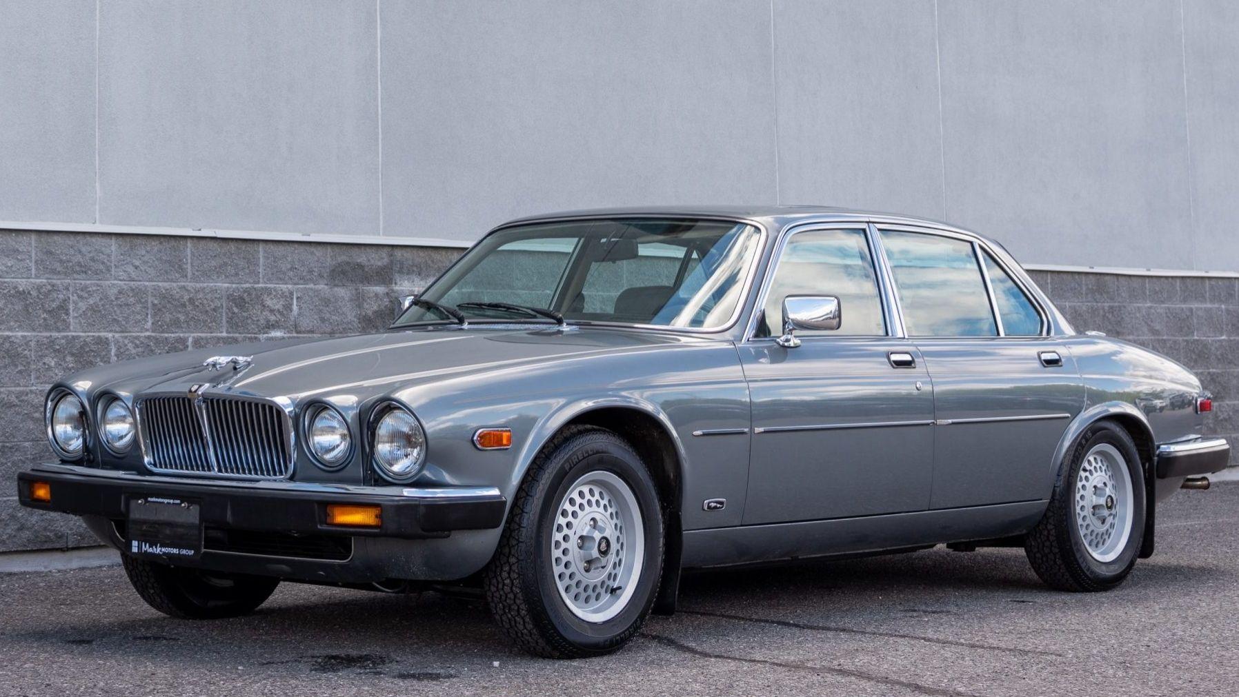 1987 Jaguar XJ6 Sovereign VIN: SAJCL1247HC468474 - CLASSIC.COM
