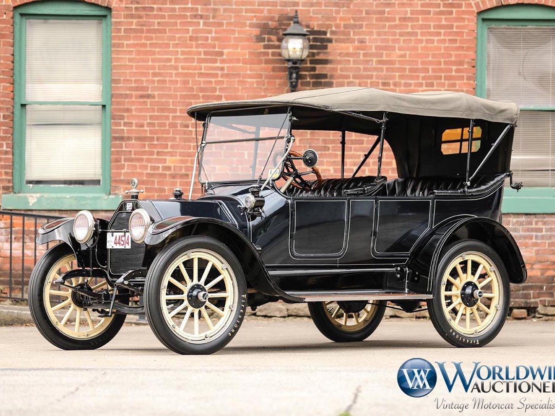 1914 Buick  Model B-25 Four-Door Touring