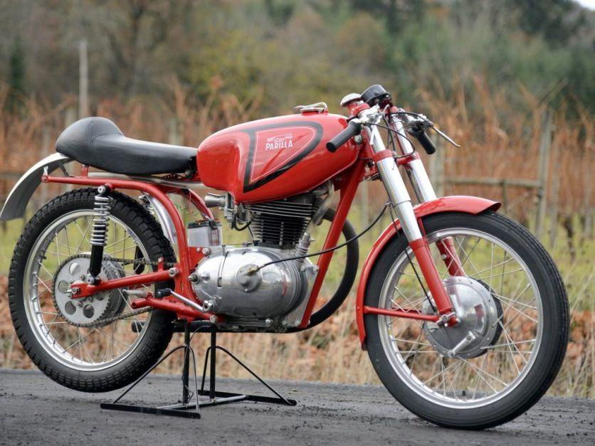 1958 Parilla Gran Sport