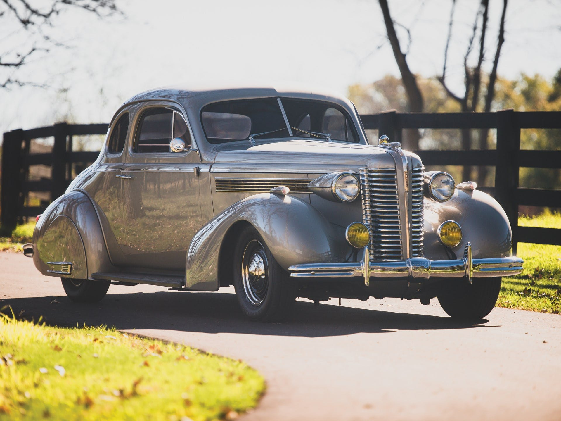 1938 Buick Business Coupe Custom