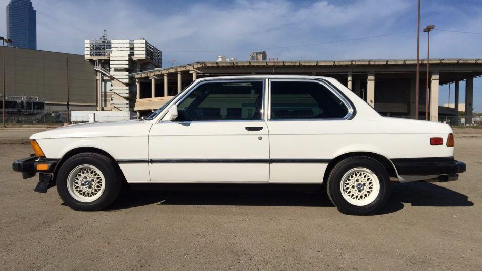 1983 BMW 320i Sport