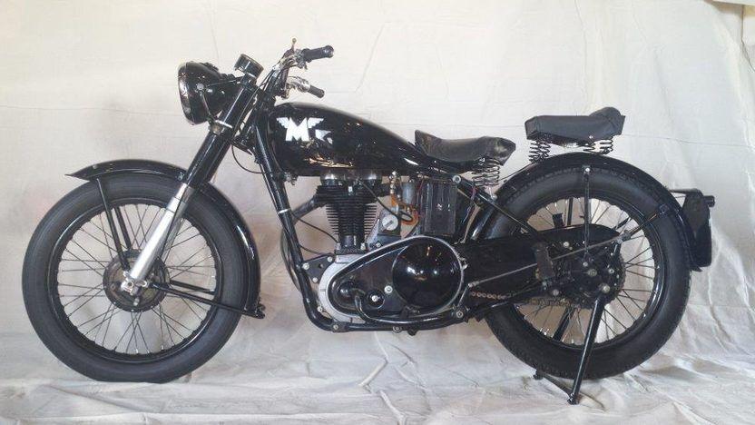 1941 Matchless G3L