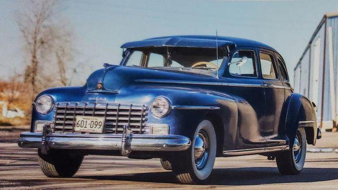 1948 Dodge Custom Sedan
