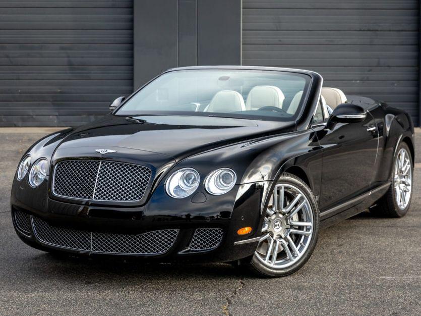 2010 Bentley Continental GTC Series 51