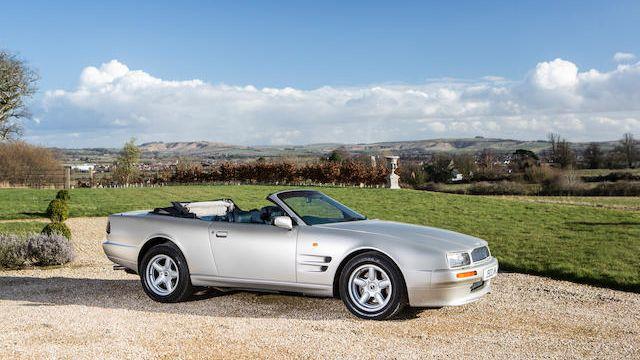 1994 Aston Martin Virage Volante Convertible Classic Com
