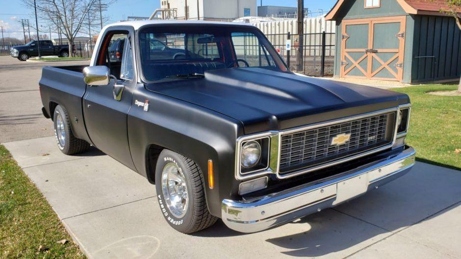 1977 Chevrolet C10 Pickup