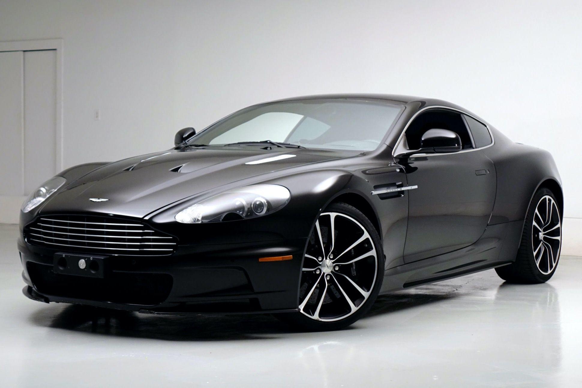2010 Aston Martin Dbs Carbon Black Special Edition Vin Scffdcbd9age02211 Classic Com