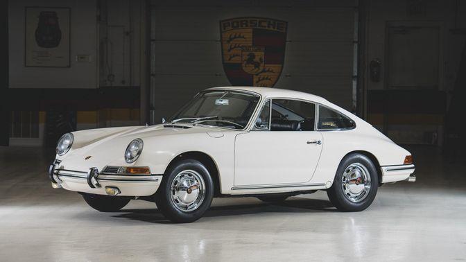 1967 Porsche 911 'Rhd' Coupe