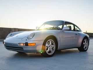 1995 Porsche Carrera 4 Coupe 6-Speed