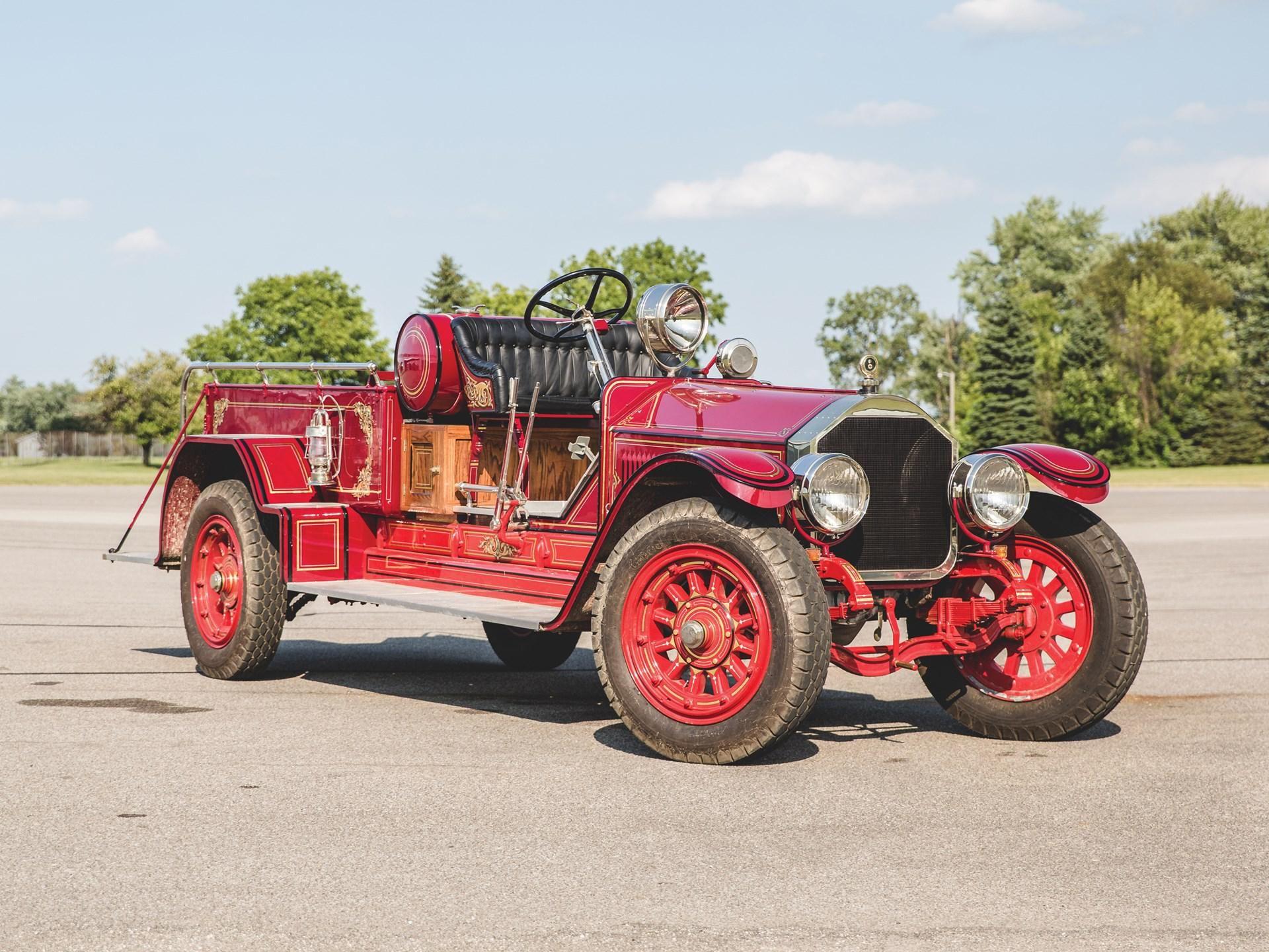 1923 American Lafrance Type 12 Squad Truck