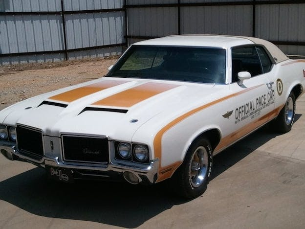 1972 Oldsmobile Hurst/Olds Pace Car Edition