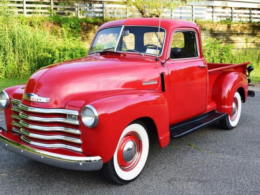 1947 Chevrolet 3100 Thriftmaster