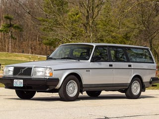 1993 Volvo 240 Wagon 5-Speed