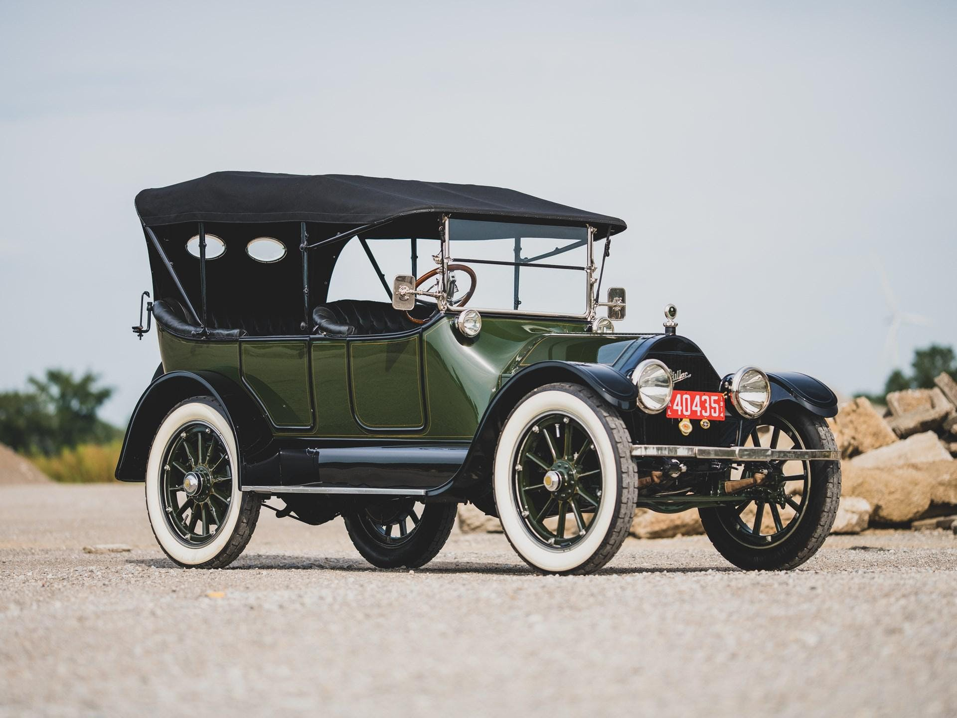 1914 Cadillac Model 30 Five-Passenger Touring