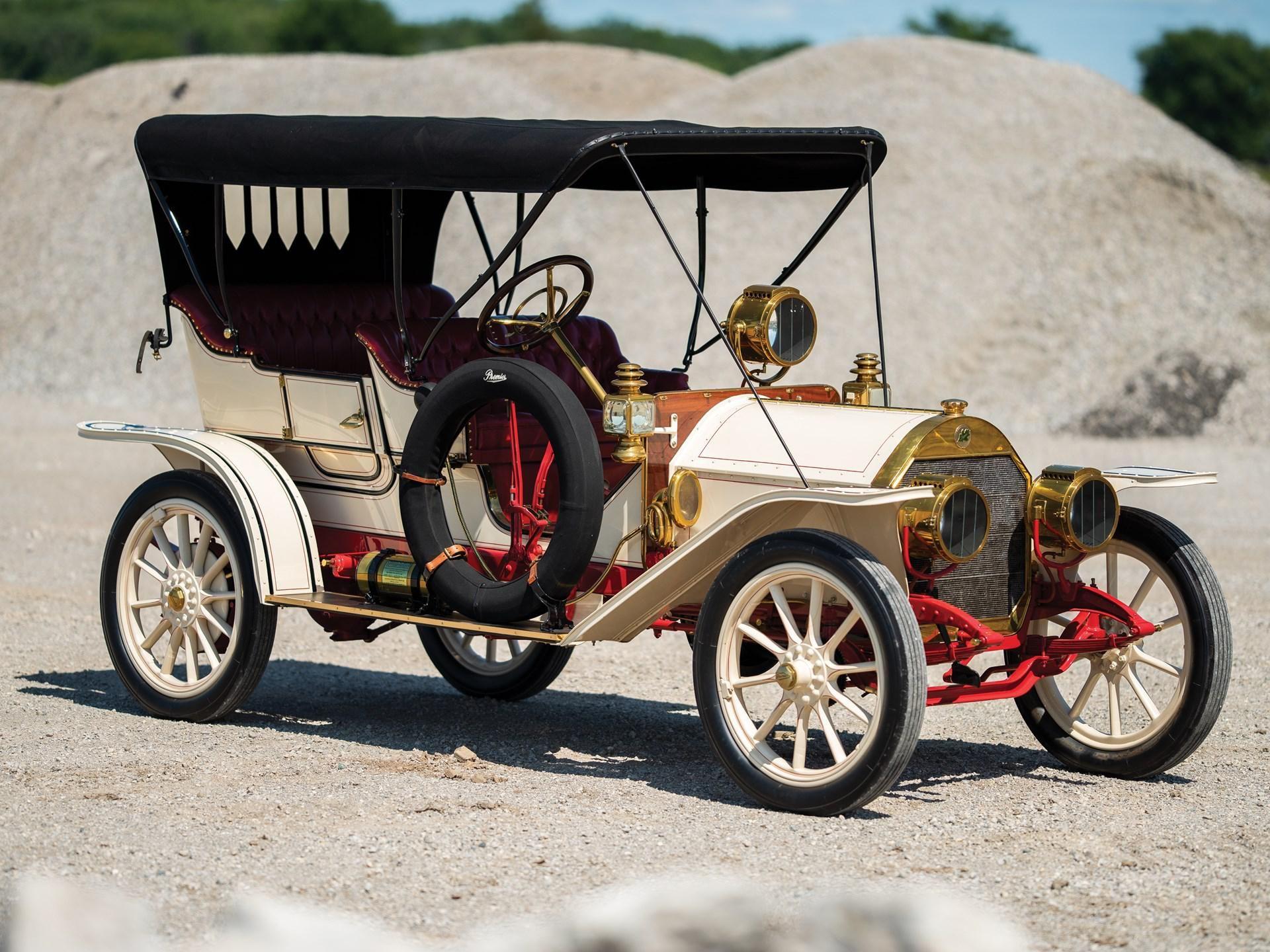 1910 Premier Model 4-40 Clubman