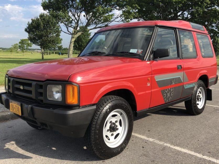 1993 Land Rover Discovery 200TDI 3-Door