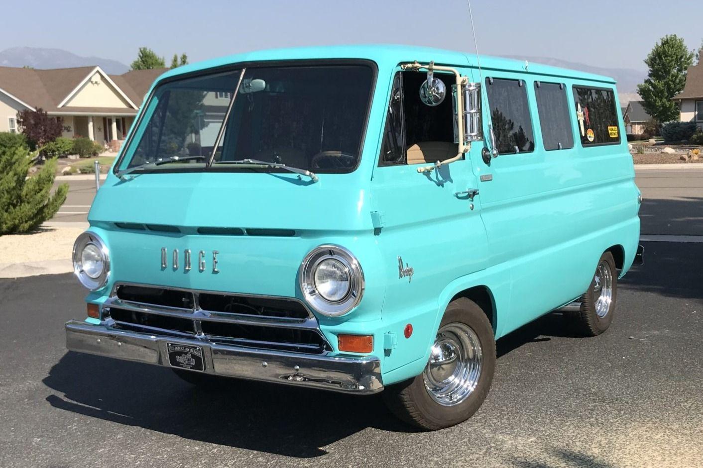 Dodge A100 Market Classic Com