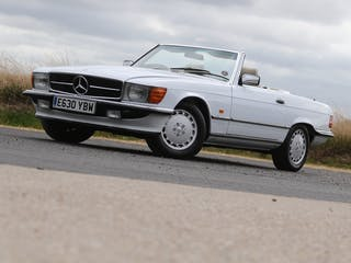 1988 Mercedes-Benz 300 SL 3.0