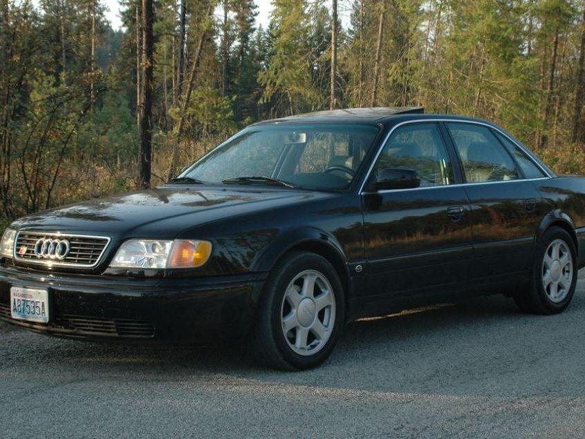 1995.5 Audi S6 6-Speed