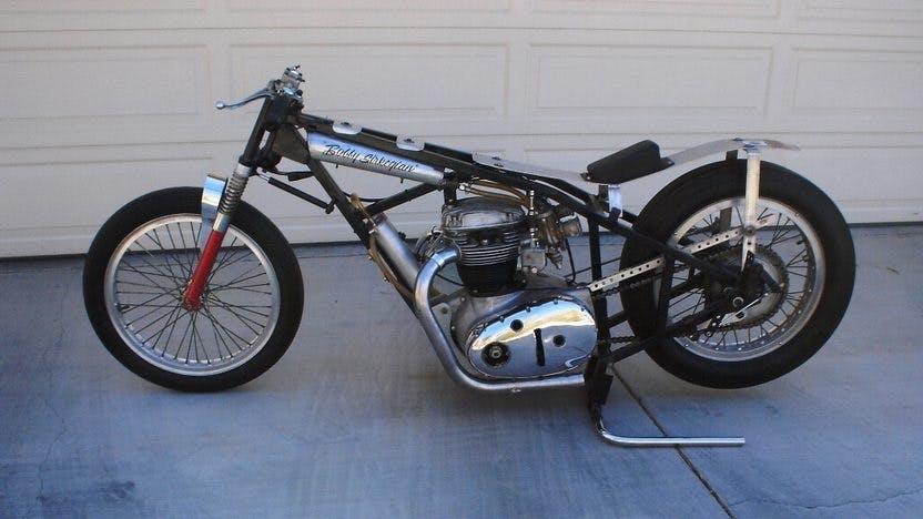 1967 BSA A65 Lightning Drag Bike